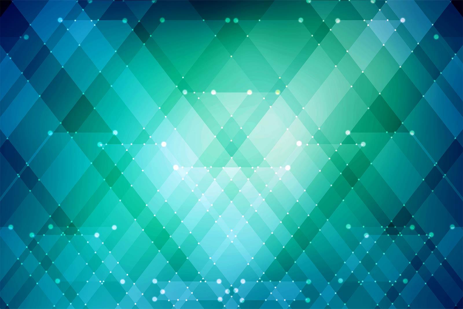 razorfrog geometric turquoise