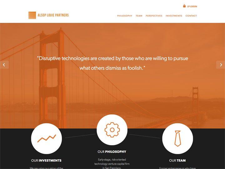 Alsop Louie Partners Previous Homepage